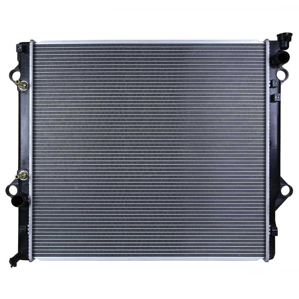 Prime Choice Auto Parts RK1011 Aluminium Radiador