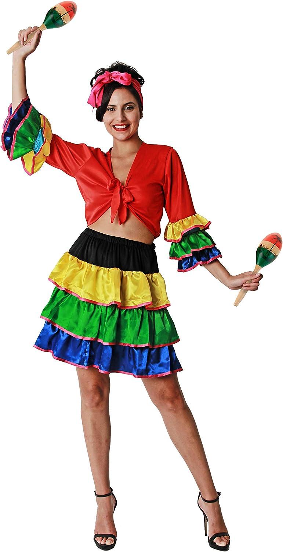 Costumizate! Disfraz de Brasileños Adultos Especial para Fiestas ...
