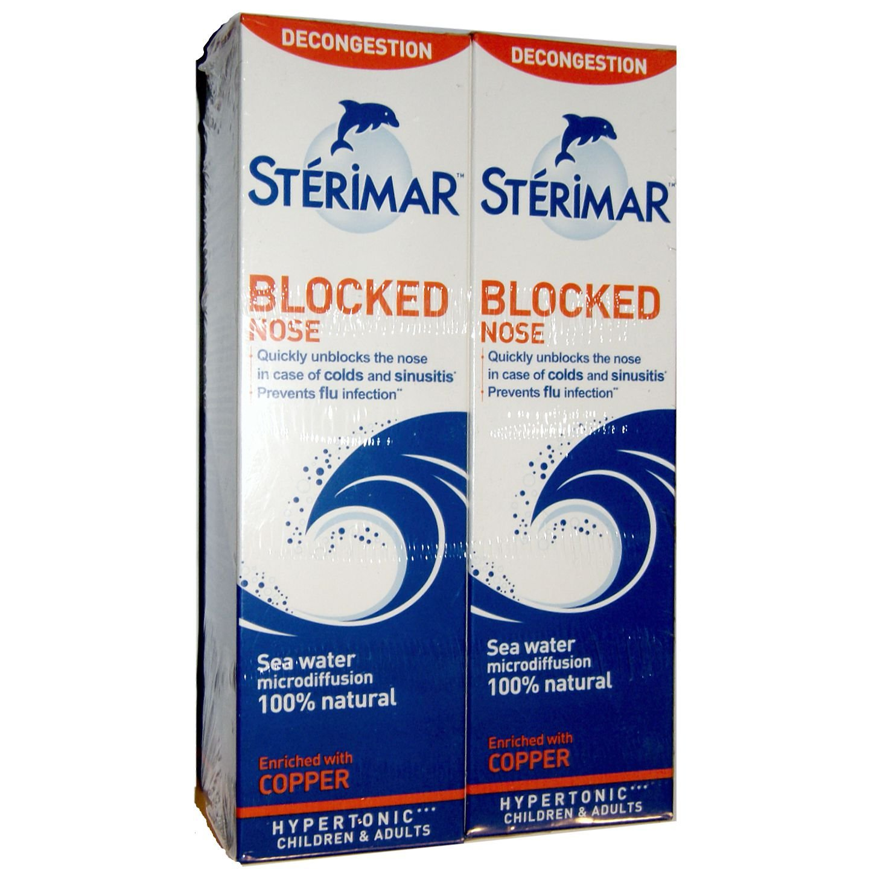 Stérimar Blocked Nose 2 x 100ml 2587