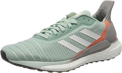 adidas Solar Glide 19 W, Zapatillas para Correr para Mujer: Amazon.es: Zapatos y complementos