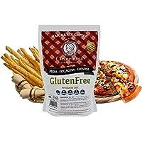 Clementina Harina sin gluten para pizza 3 paquetes de 400g c/u