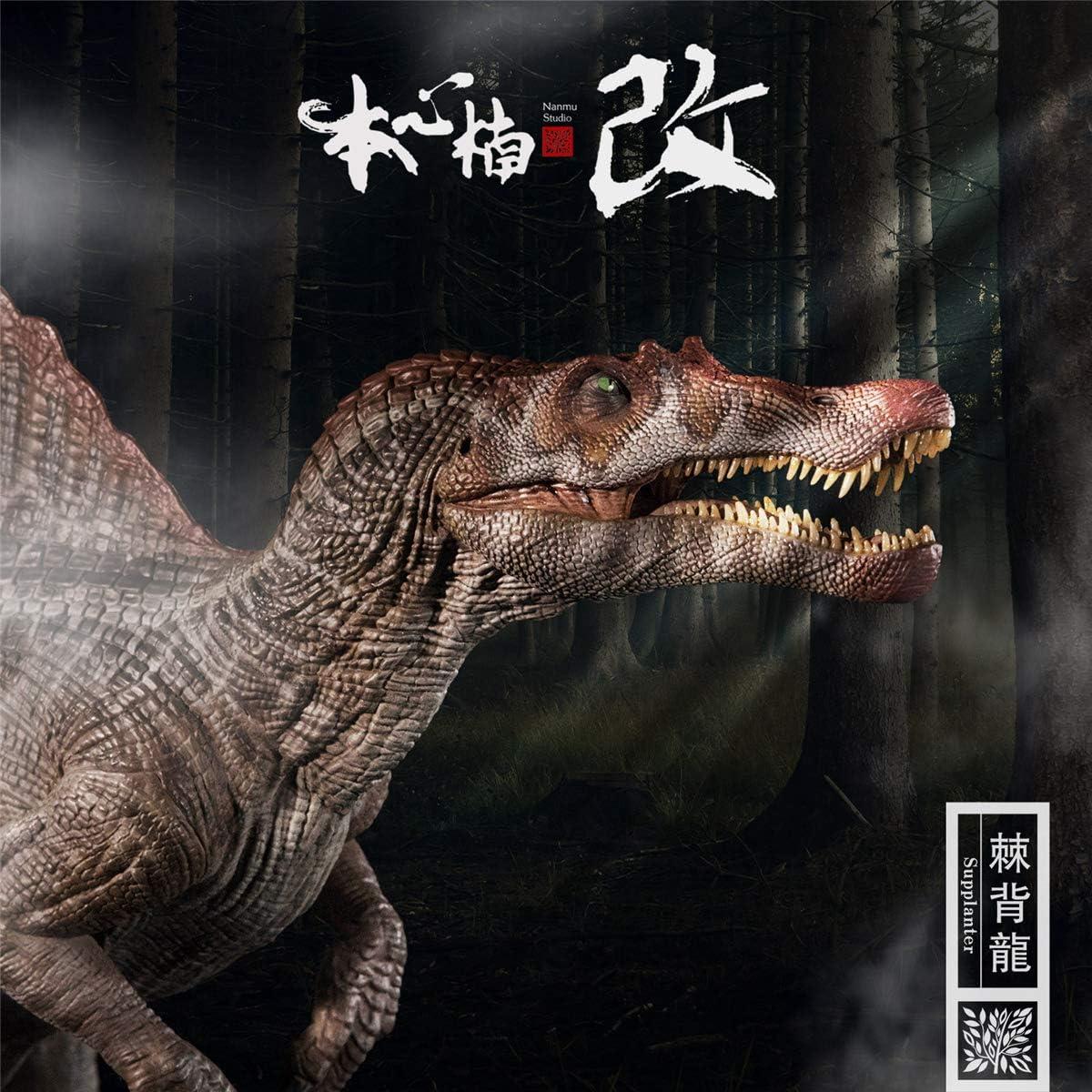 ITOY Jurassic World 2 1//35 Dino Velociraptor Baby Blue Dinosaur Statue Model New