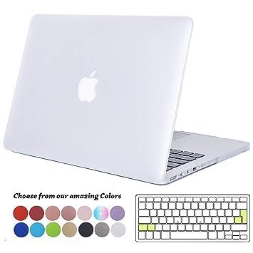 Tecool Funda para MacBook Pro 13 Pulgadas con Retina Display, Plástico Dura Case Mate Carcasa con Tapa del Teclado para 2013-2015 MacBook Pro 13.3 ...