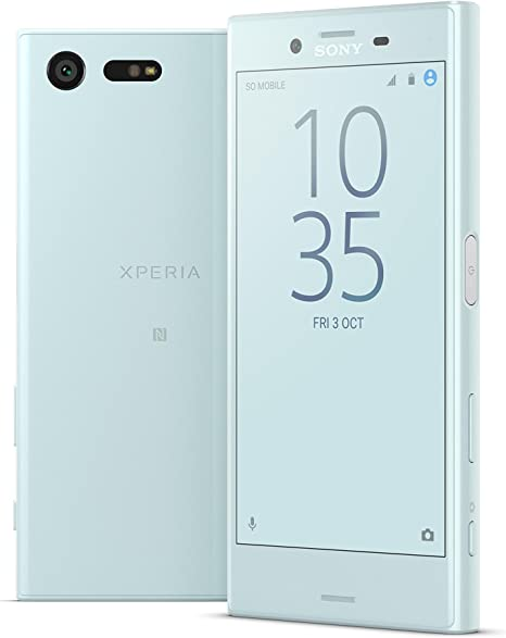 Sony Xperia X Compact F5321 Azul SIM Free: Amazon.es: Electrónica