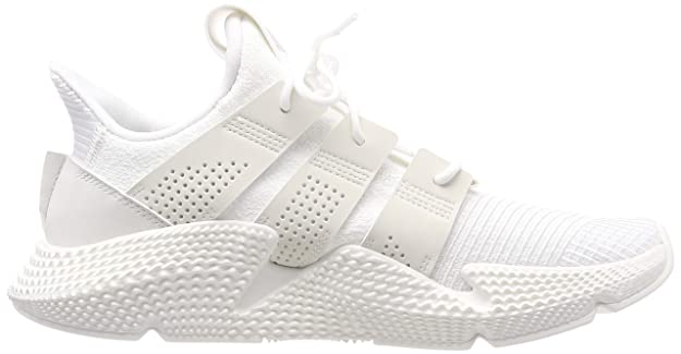 Amazon.com | adidas Originals Prophere Shoes 11.5 B(M) US Women / 10.5 D(M) US Ftwwht/ftwwht/Crywht | Fashion Sneakers
