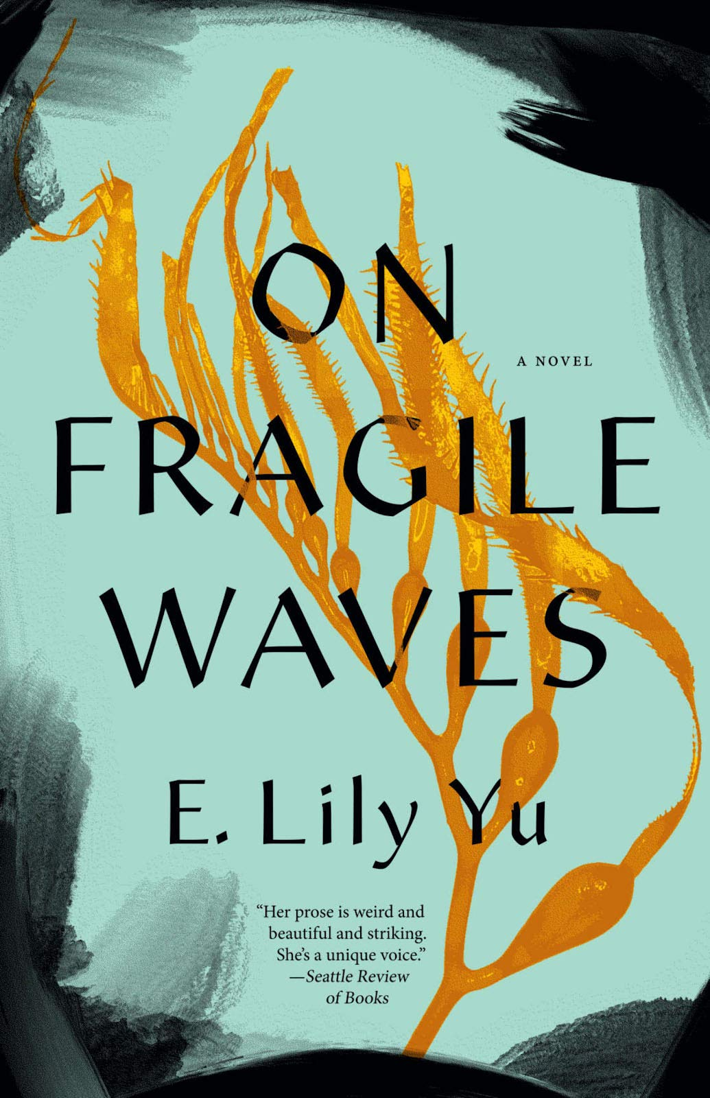 On Fragile Waves: Yu, E. Lily: 9781645660095: Amazon.com: Books