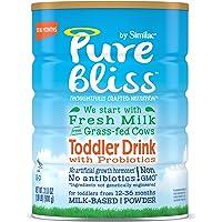 Similac 雅培 Pure Bliss婴幼儿奶粉 12-36月龄 31.8盎司 (900g)(单罐)