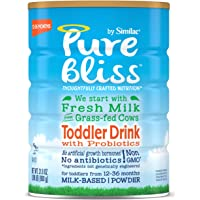 Similac 雅培 Pure Bliss婴幼儿益生菌奶粉 12-36月龄 31.8盎司 (900g)(单罐)