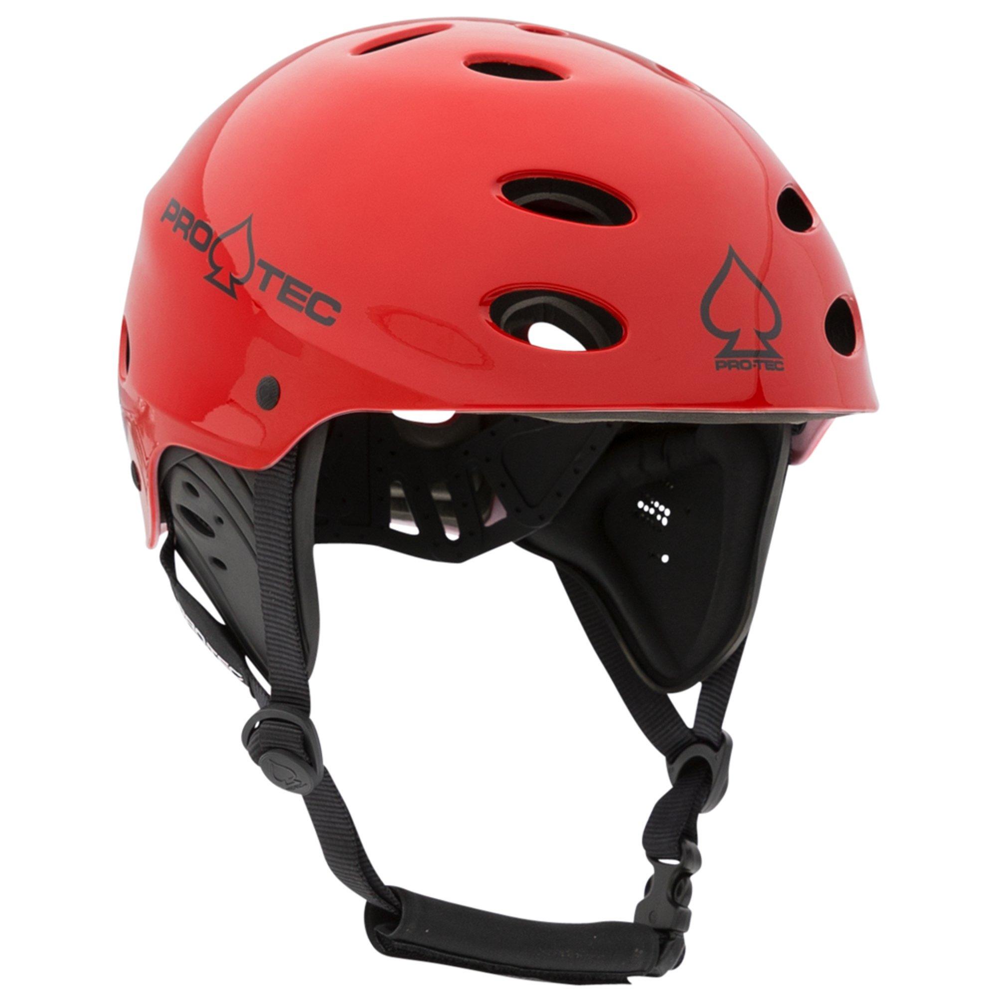 Pro-Tec - Ace Wake Helmet, Gloss Red, M