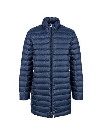 504f333dffbf Emporio Armani EA7 Blouson Long Doudoune Homme neufhomme blu EU M (UK M)  6ZPK12PN22Z1578  Amazon.fr  Vêtements et accessoires
