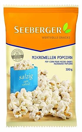 Mar Berger palomitas de microondas salada, 11er Pack (11 x ...