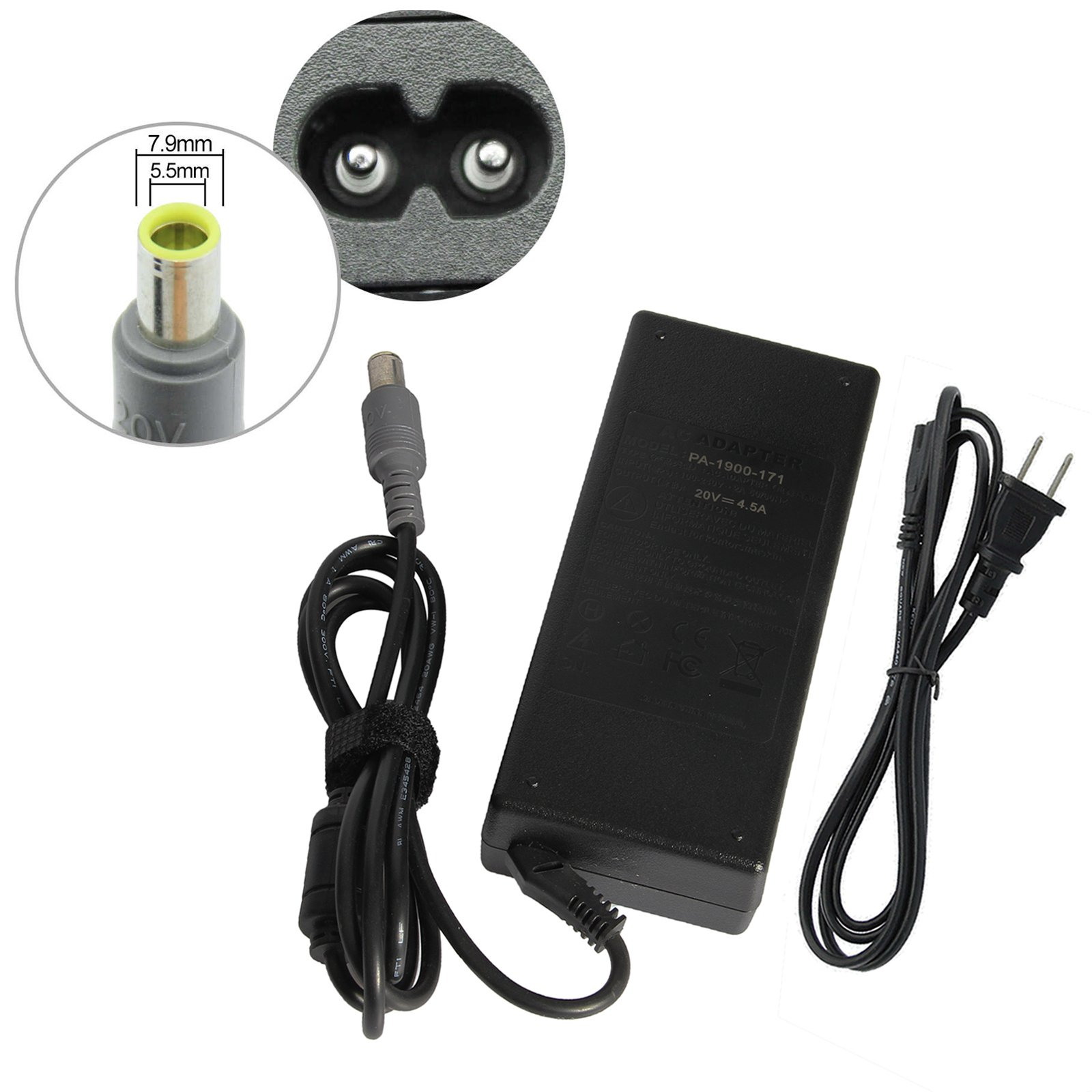 Fancy Buying AC Adapter Power Charger For LENOVO ThinkPad E40 E50 L410 L412 L420 L421 L510 L512 L520 SL410 SL410 SL410k T410 T410i T420 T510 T510i T520 T520i SL510 X 100e X120e X121e X130e