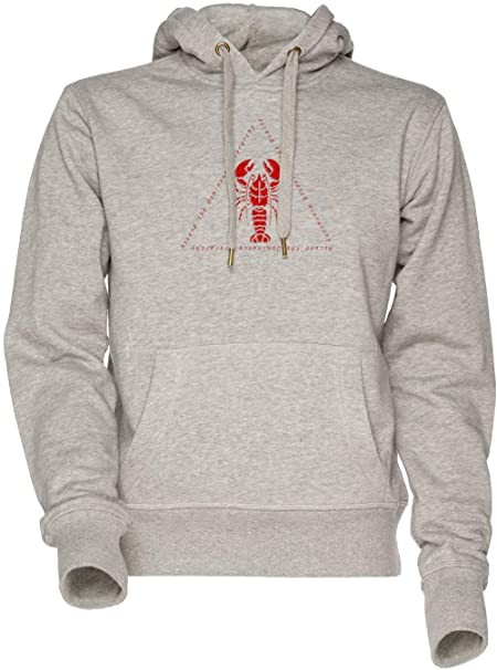 Vendax Ascend The Dominance Hierarchy Jordan Peterson Lobster Unisexo Sudadera con Capucha Gris: Amazon.es: Ropa y accesorios
