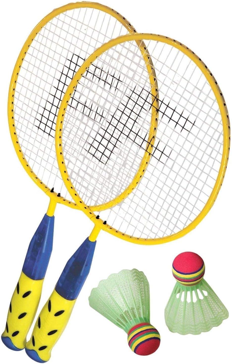 Franklin Sports Grip-Rite Smashminton Set Renewed