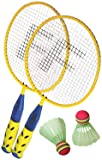 Franklin Sports Grip-Rite Smashminton Set