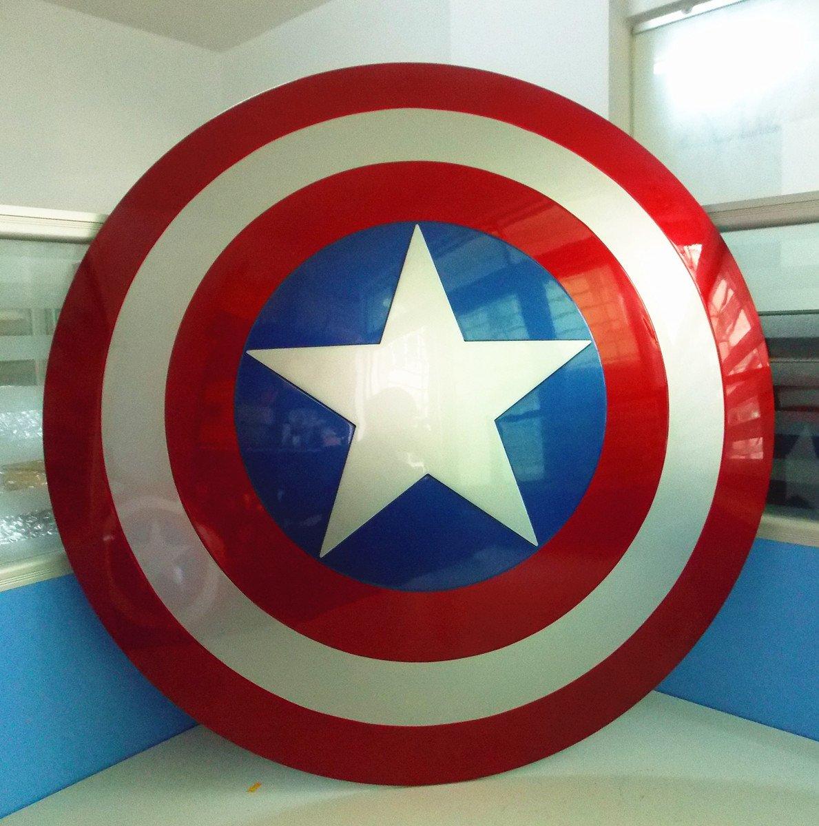 Captain America Adult Shield New Color Replica Prop