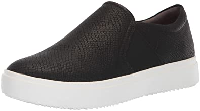 e864aed2c4f3 Dr. Scholl s Women s Wander Up Sneaker Black Snake ...
