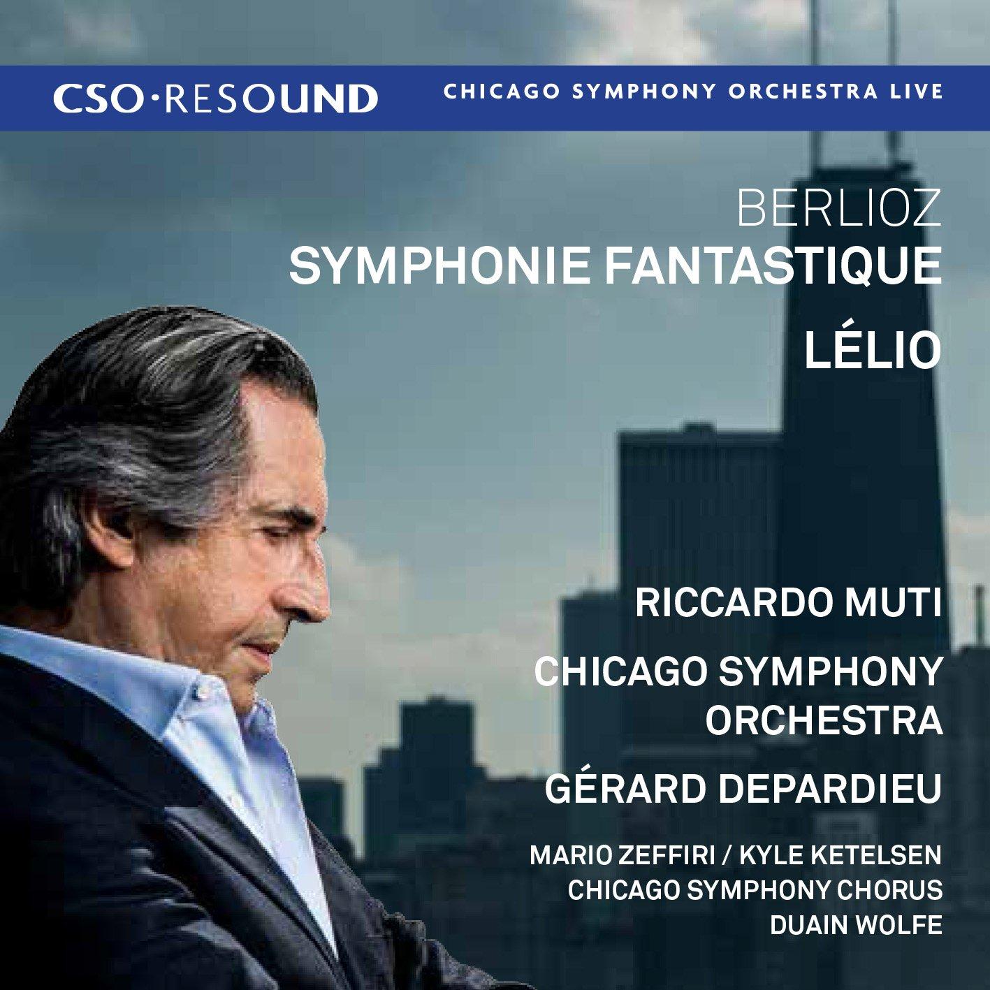 Riccardo Muti Conductor Chicago Symphony Orchestra Chicago  # Meubles De Tele Berlioz