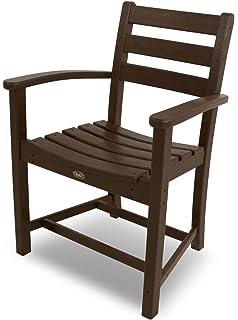 Trex Outdoor Furniture Monterey Bay Dining Vintage Lantern Arm Chair