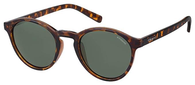 c58d84561f Polaroid men s PLD 1013 S Round Sunglasses  Polaroid  Amazon.co.uk ...