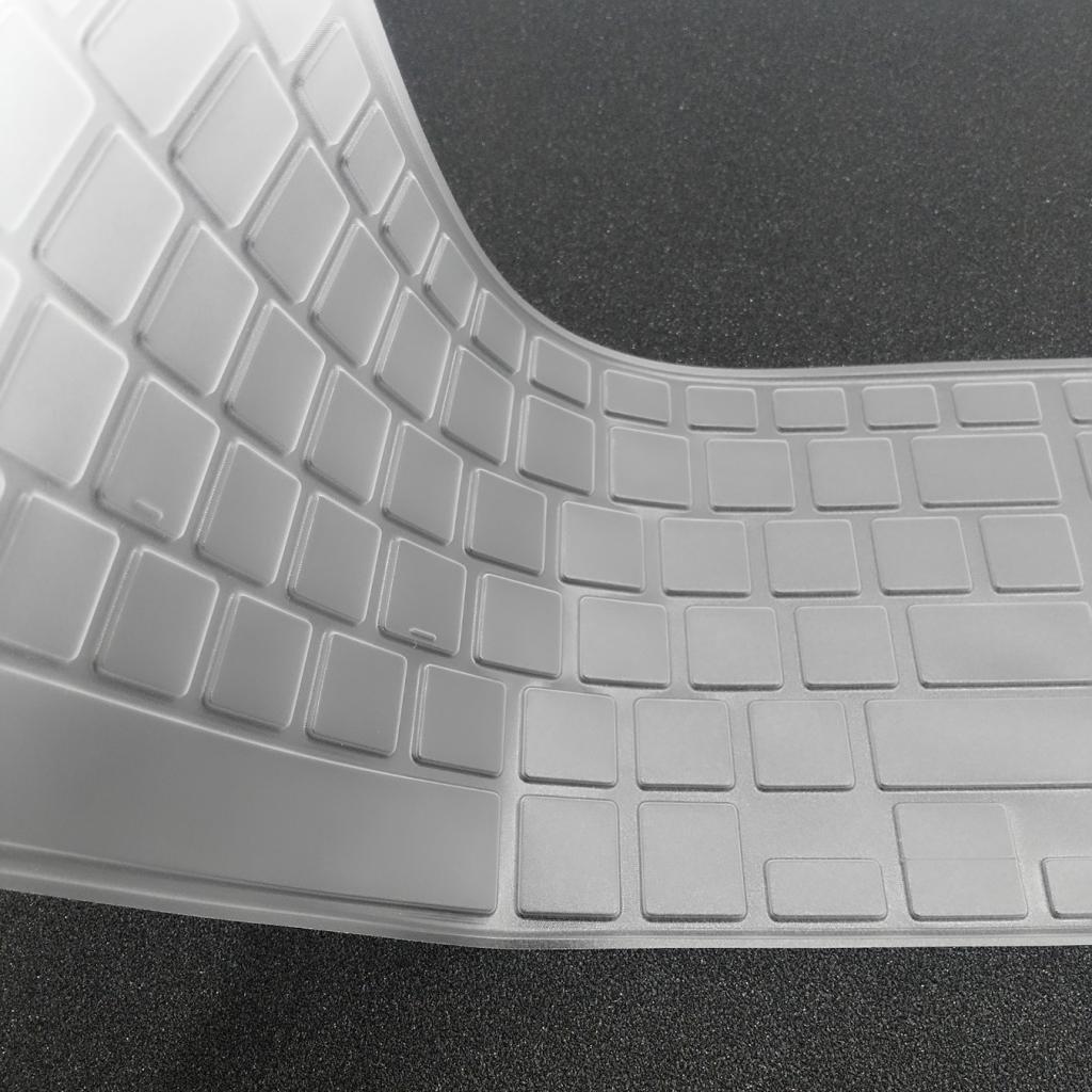 Sharplace Clavier Film De Protection de Peau /Étui Protecteur Couverture de Clavier Clair pour Dell CR 15.6 Ordinateur Portable