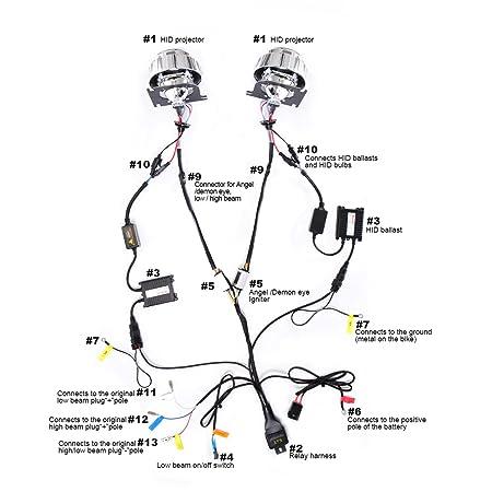 H13 High Low Relay Wiring Diagram - 6.kop.savic-family.de •