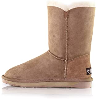 9147b7a7aba HomeWork&Play UGG Boots Tall Classic - 100% Premium Double Faced ...