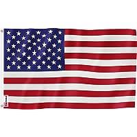 Free Walker 3x5-Feet Outdoor American Flag (Breeze Style)