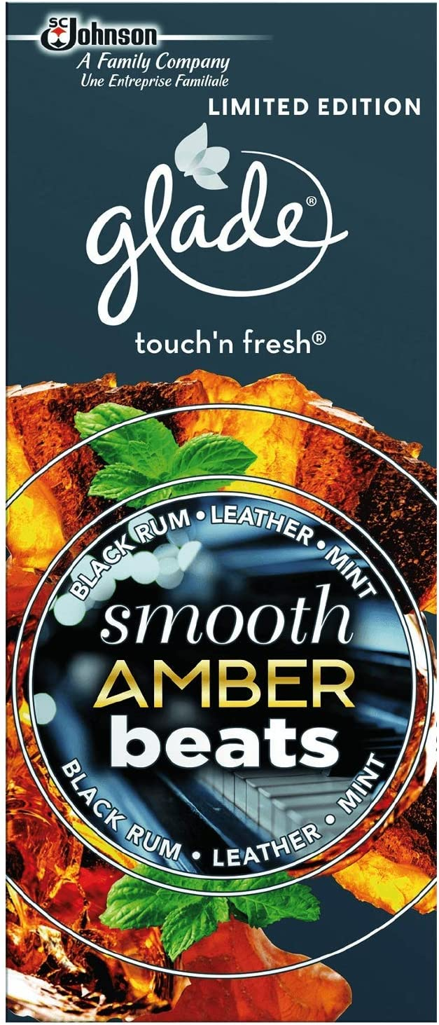 Glade Touch & Fresh - Recambio para ambientador Smooth Amber ...