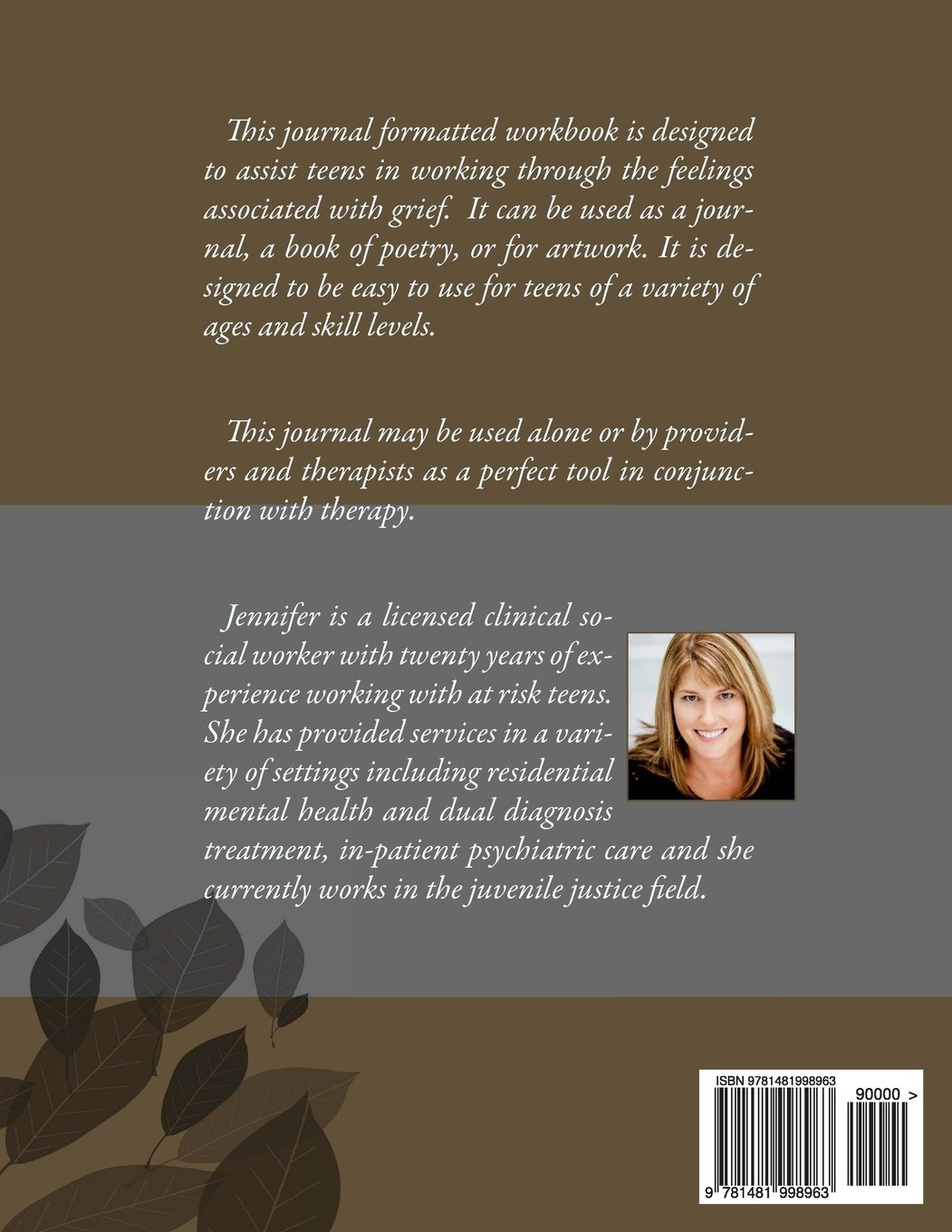Workbooks dual diagnosis workbook free : Amazon.com: Thoughts of You: A Journal for Teens Coping with Grief ...