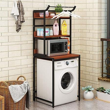 Estante de la lavadora Estante de almacenamiento de ...