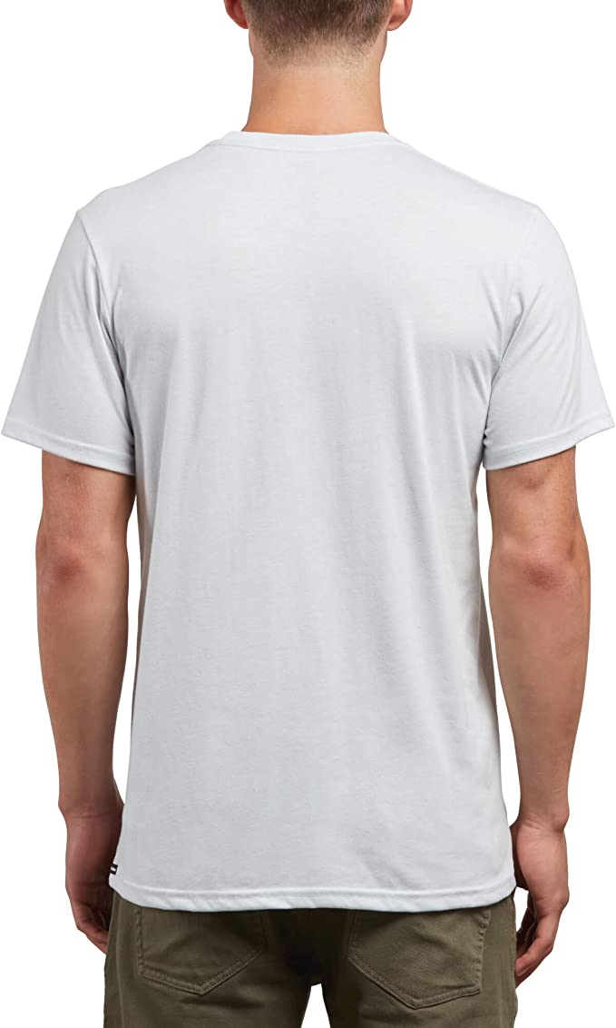 Volcom Mens Fused Short Sleeve T-Shirt