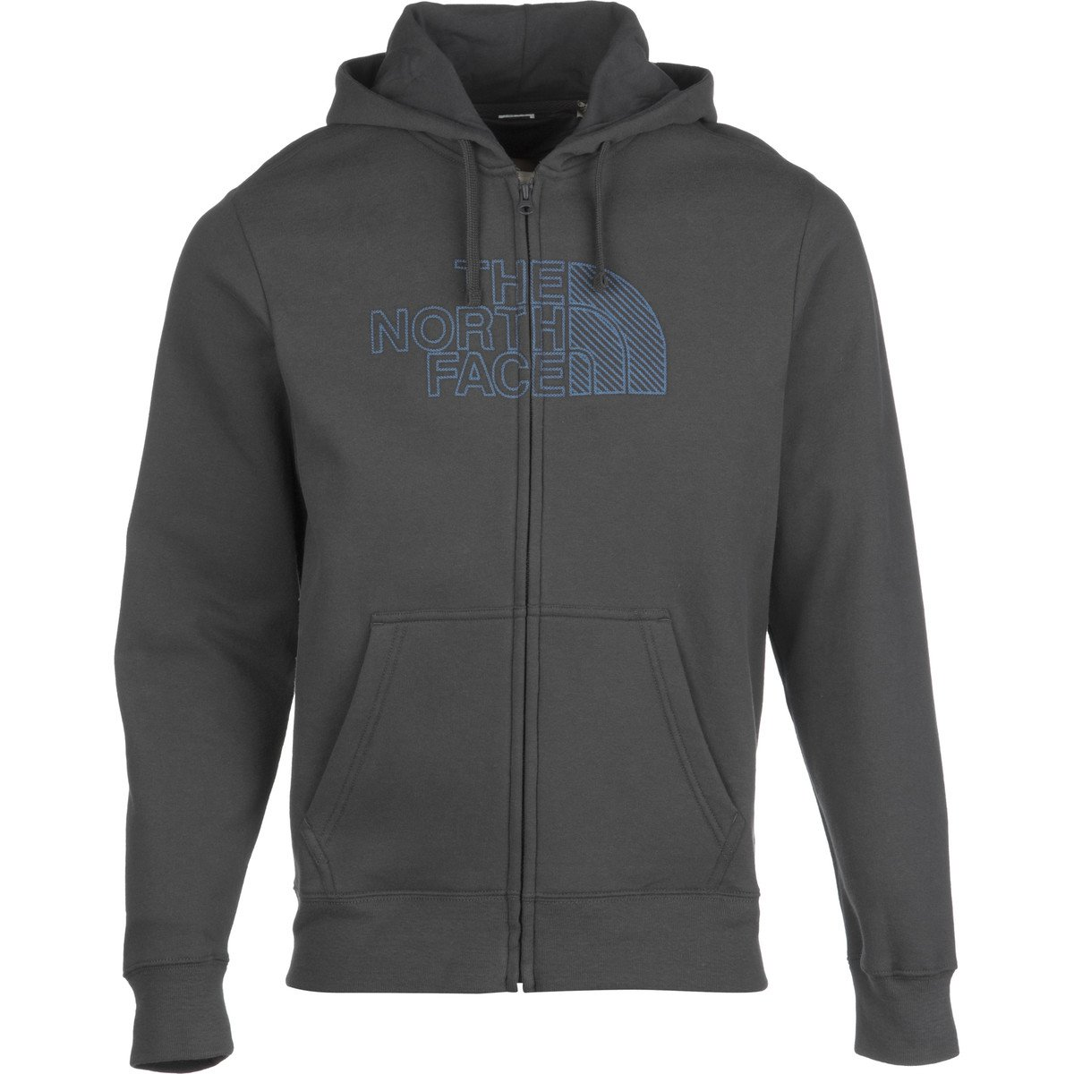f85b7616eebf Top2  The North Face Chain Stitched Half Dome Full Zip Hoodie Mens