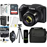 Canon PowerShot SX420 IS Digital Camera (Black)...
