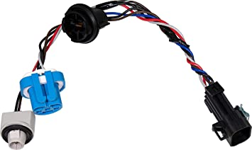 Amazon.com: APDTY 138446 Headlight Wiring Harness Pigtail ... on