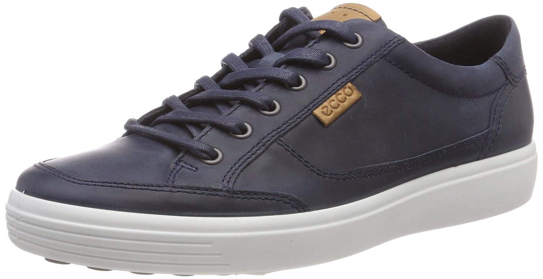 Ecco 430954, Zapatillas para Hombre 43 EU|Azul (Marine 2038)