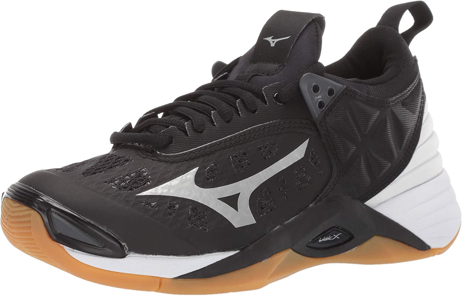 mizuno women's cyclone speed 2 volleyball shoes grip