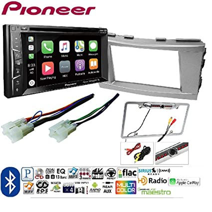 Amazon Pioneer Avh1400nex Double Din Apple Carplay Indash W. Pioneer Avh1400nex Double Din Apple Carplay Indash Wtouchscreen Toyota Camry. Toyota. 1982 Toyota Camry Factory Radio Plug Wiring At Scoala.co