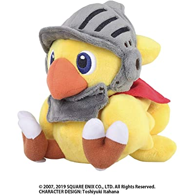 Square Enix Chocobo's Mystery Dungeon Every Buddy!: Chocobo (Knight Version) Plush: Toys & Games