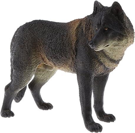 Lifelike Wildlife//Zoo//Marine Animal Model Figure Toy Collectibles Home Decor