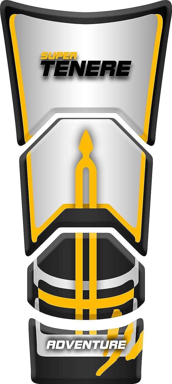 v10 Prot/ège R/éservoir Moto Tank Pad Sticker Autocollant YAMAHA XT 1200 Super Tenere