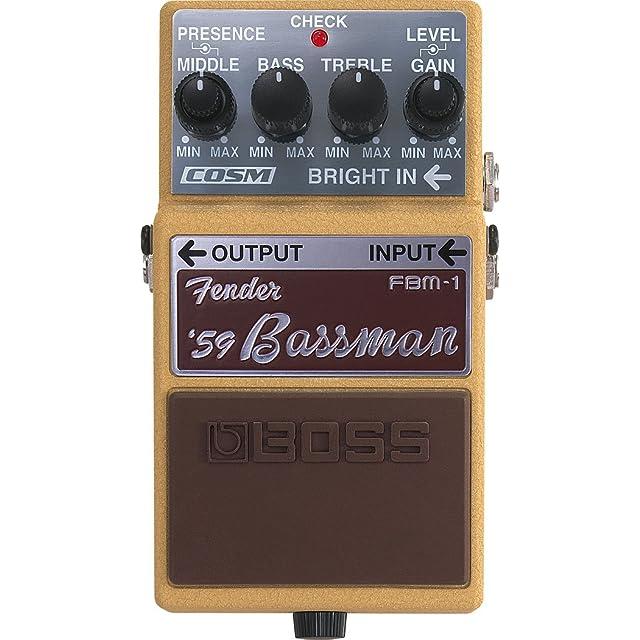 リンク:FBM-1 Bassman