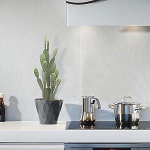 Artificial Cactus,Emulational Desert Plant,Cacti Succulent Plants,Cactus Decor,Topiary Floor Plant,Decoration for Outdoor& Indoor,28inch