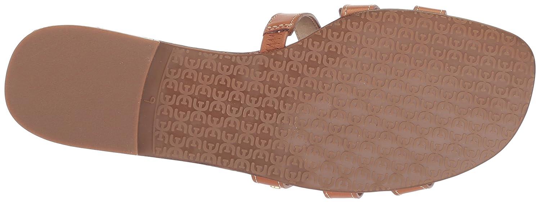 Sam Edelman Women's Bay Slide Sandal B0762T8NZJ 10.5 B(M) US Saddle Leather