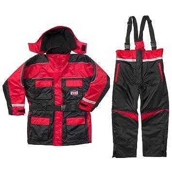 Crossflow Extreme 2-Teiler Gr Sundridge Angeln Schwimmanzug Floating Suit L