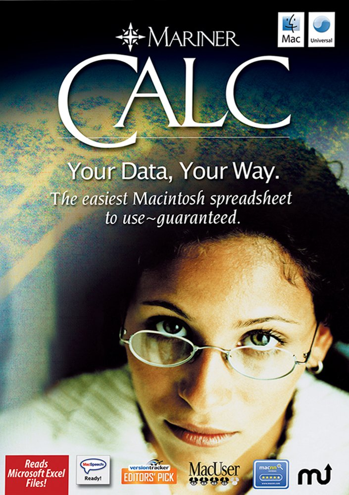 Mariner Calc [Download] [OLD VERSION] by Mariner Software