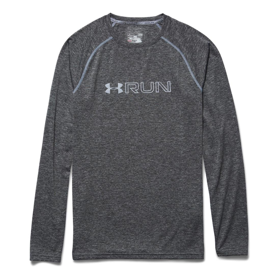 Under Armour Run Abe Twist LS Tee - Men& 039;s