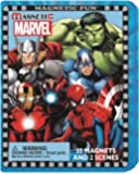 Magnetic Fun Travel Tin: Marvel Super Heroes