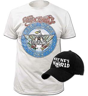 36bf9332224 Magic Headwear Wayne s World Adult Adjustable Black Baseball Hat Cap ...