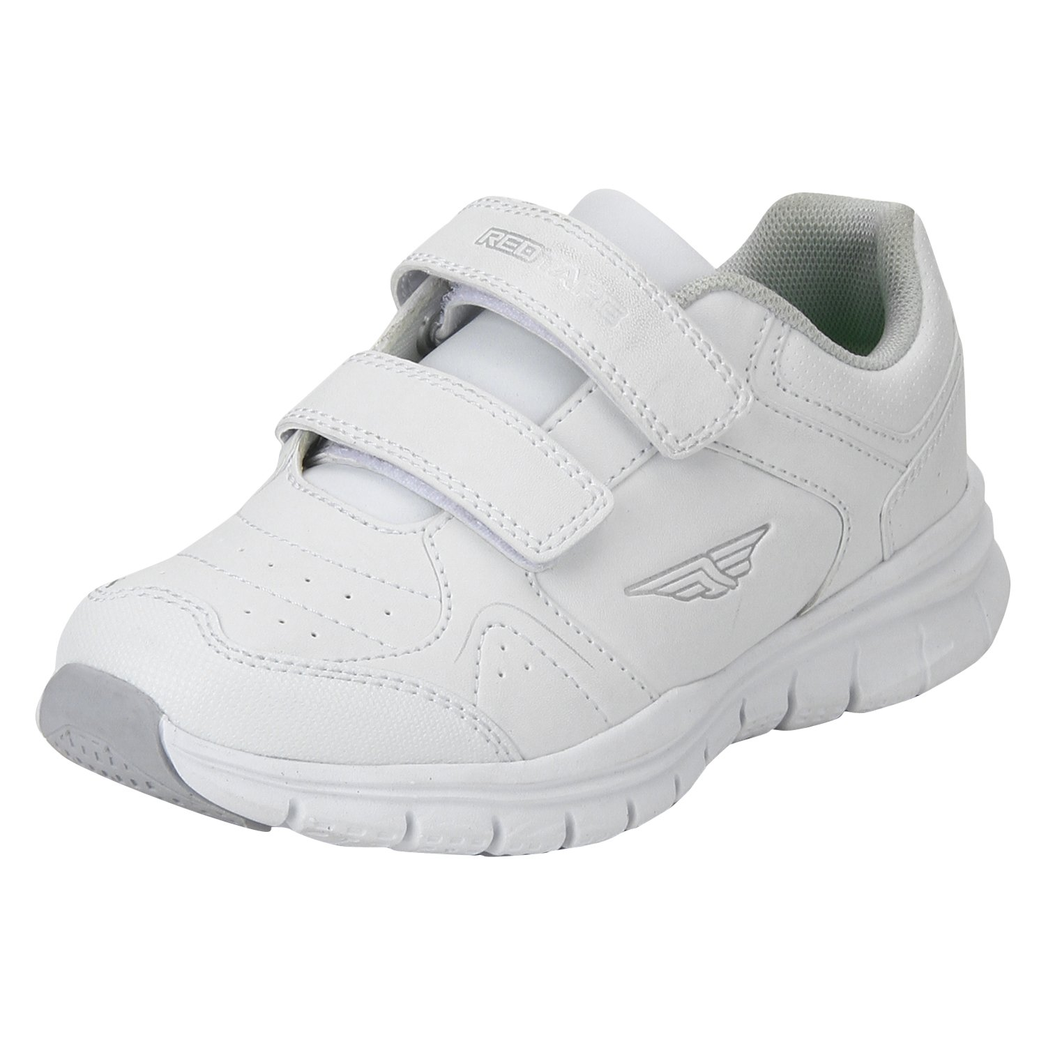 b1f27be4b9527 Red Tape Kids Unisex White School Shoes
